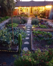 Rustic Vegetable Garden Design Ideas For Your Backyard Inspiration 36