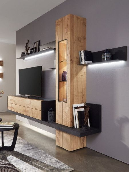 Stylish Bedroom Design Ideas With Tv Wall To Try Asap 26