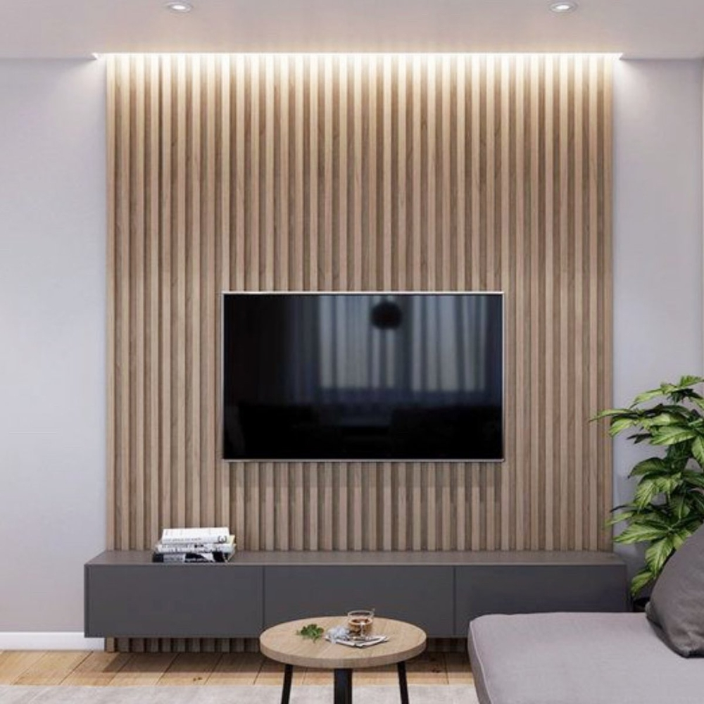 Stylish Bedroom Design Ideas With Tv Wall To Try Asap 33