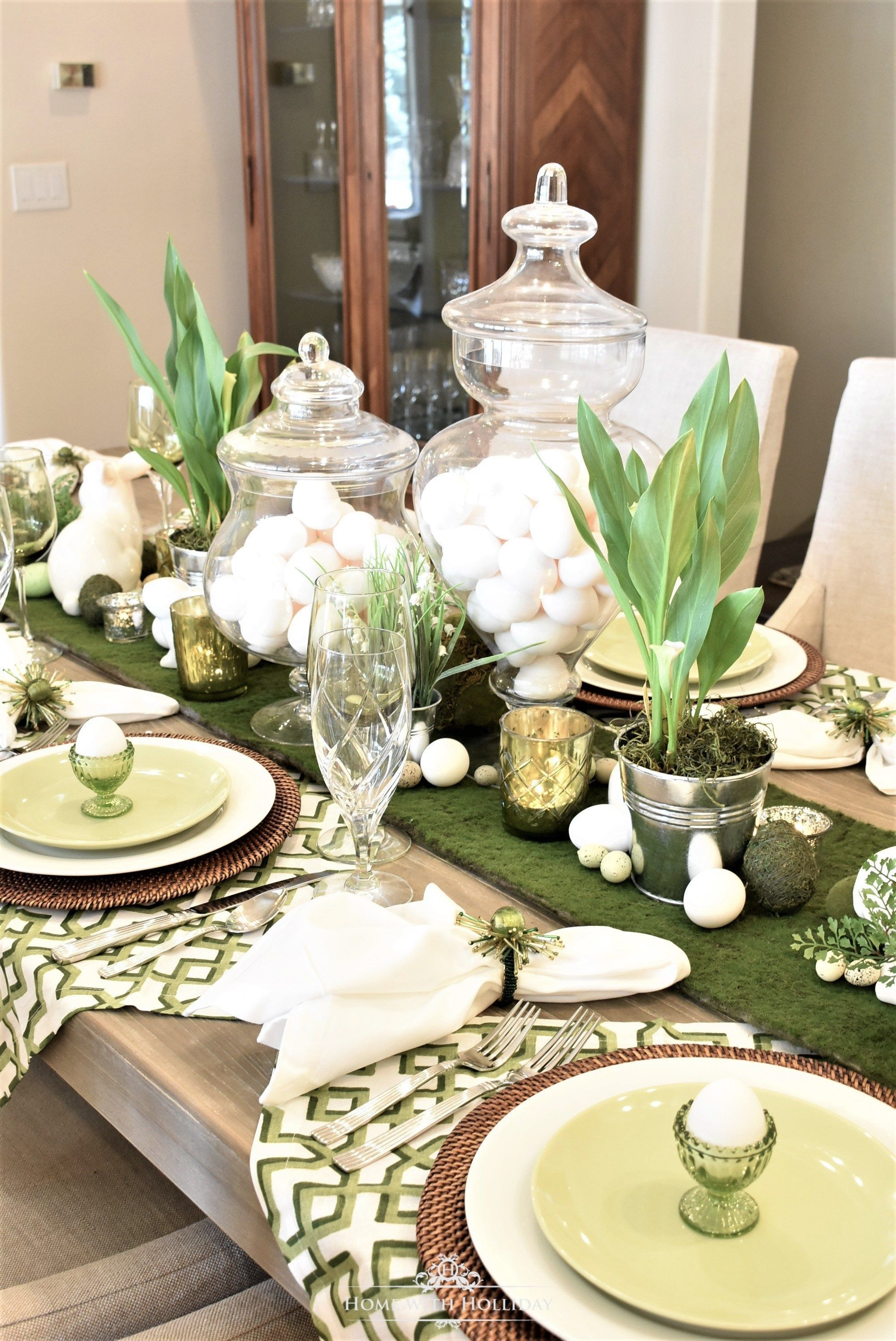 Wonderful Easter Home Design Ideas That You Have To Copy 13