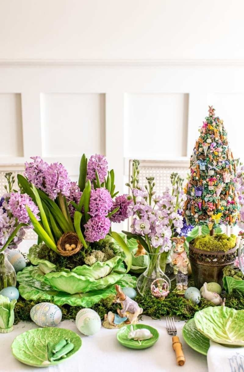 Wonderful Easter Home Design Ideas That You Have To Copy 40