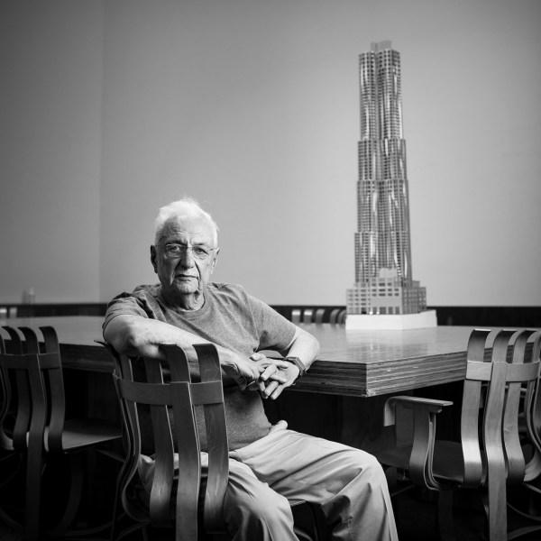Frank Gehry Gagosian