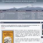 American Memco Inc  Company opens Armenian Genocide online