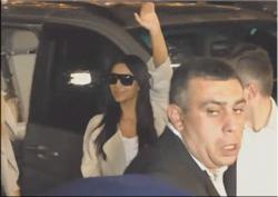 Kim Kardashian, Yerevan, Armenia