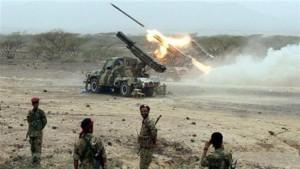 Yemeni army forces (file photo)