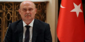 Newly-appointed Foreign Minister Feridun Sinirlioğlu. (Photo: Today's Zaman, Mevlüt Karabulut)