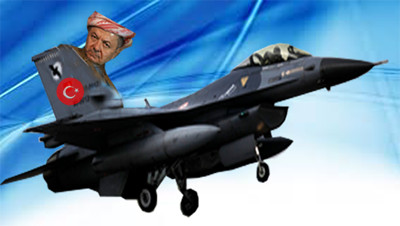 Barzani tukish jet