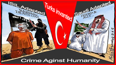Turkey invented Saudi adapted 400