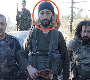 Turkish Terrorist, Alparslan Çelik
