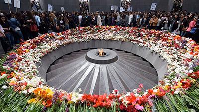 Israel Deny armenian Genocide