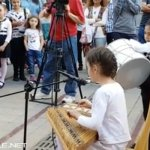 Video #Yerevan #Armenian Children Born to be Artistic, Northern Ave,