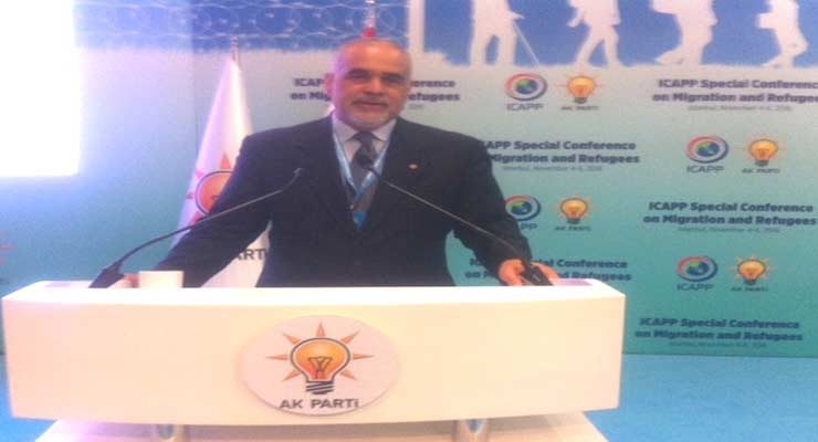 Raffi Hovhannisyan: Arrests of opposition MPs in Turkey resemble the Armenian Genocide of 1915
