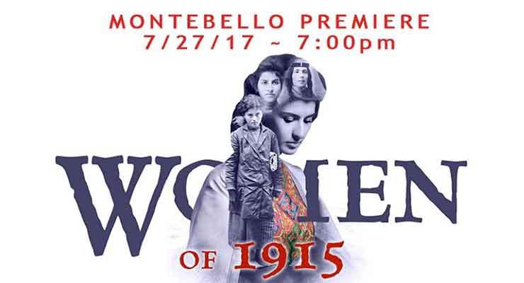 Women of 1915' Screening