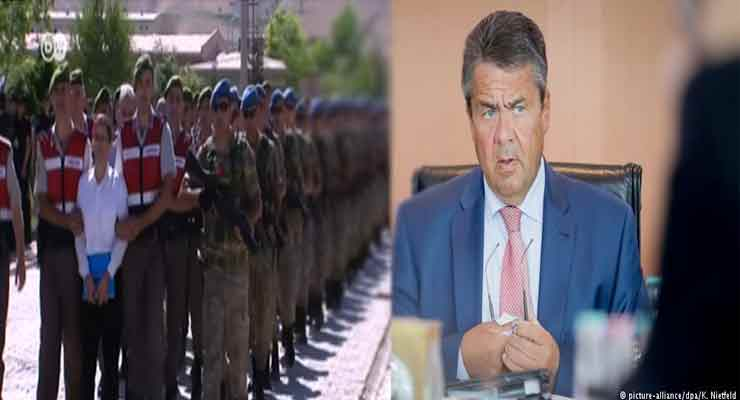 Hundreds face judges in Turkey coup trial