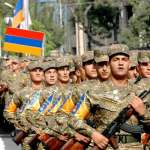 Poll Finds Strong Support For Armenian Military most trusted institution