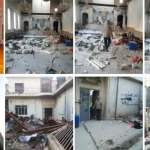 Armenian churches of Mosul destroyed by Islamic State