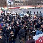 Yerevan: Armenian Opposition Yelk alliance Supporters Rally Against Price Hikes