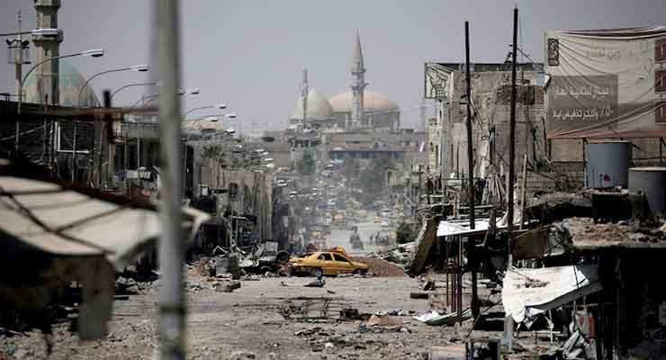 Iraqi Minister of Planning Salman al-Jumaili said Iraq's reconstruction will cost at least $100 billion