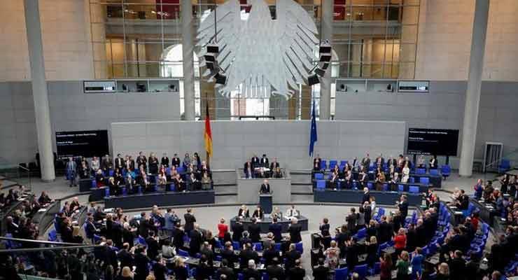 Germany Afrin debated
