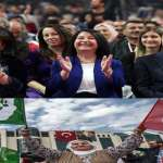 Turkey: The pro-Kurdish HDP party has elected Pervin Buldan, a Kurd, and Sezai Temelli, a Turk,