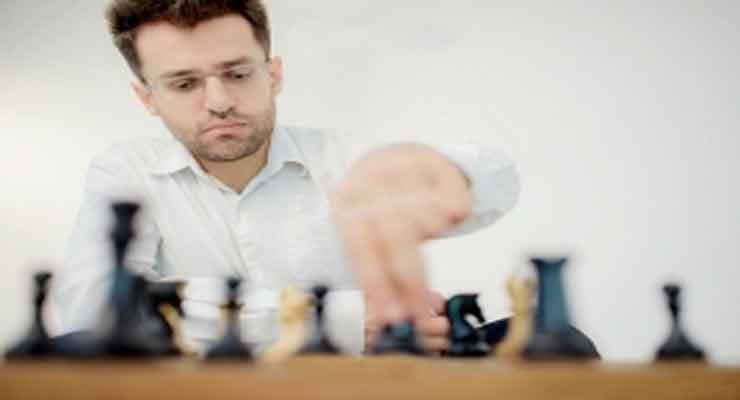Levon Aronian takes first prize