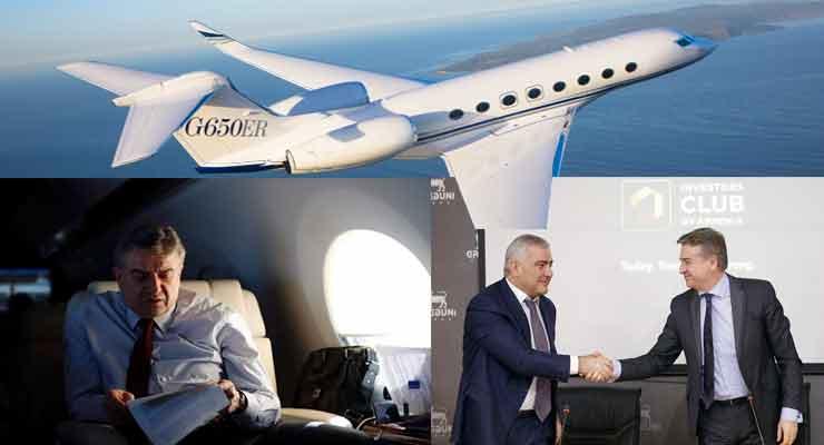 Private Jet Sparks Debate