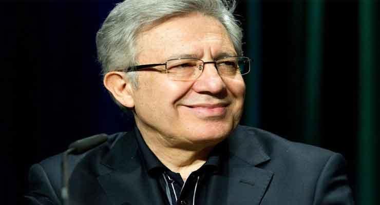 Turkish author and poet Zülfü Livaneli: