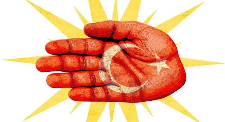 Turkey's violence-tinged foreign policy