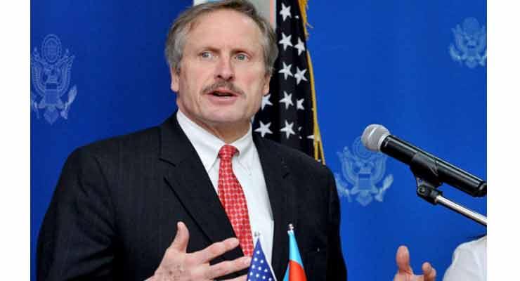 US ambassador in Baku