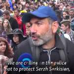 More Arrests In Yerevan As Armenian Opposition Protests Resume