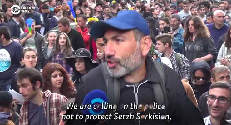 More Arrests In Yerevan