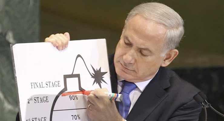 Zarif likens Netanyahu boy who cried wolf'