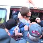 ARMENPRESS: Number of detainees reaches 100 in ongoing rally – YPD