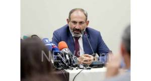 New Armenia PM: We intend to eliminate obstacles to using diaspora potential in establishment of state institutes