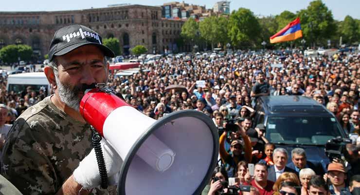 American Armenian Economist Daron Acemoglu
