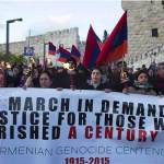 Israeli right shifts stance on Armenian genocide amid Turkey spat