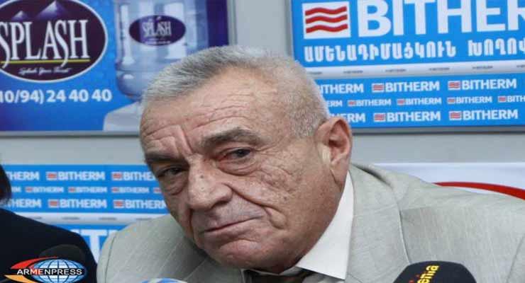 Serjik Srapionyan