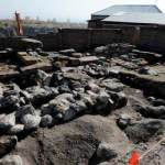 Archaeologists dig up medieval structure in Armenian royal mausoleum