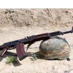 Artsakh soldier wounded by Azerbaijani fire