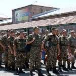 Armenian Defense Minister's son to serve in Artsakh