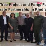 Armenia Tree Project and Paros Foundation Celebrate Partnership in Rind Village
