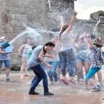 July 8 Vardavar water festival, Yerevan facing Water Shortage.