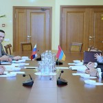 Armenian, Russian NSC Secretaries discussed accumulation of Azerbaijani military equipment at the border