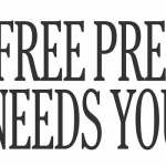 Why a free press matters: The Times editorial board and 200 other papers are raising their voices to affirm the value of independent journalism.