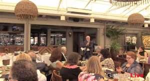 Dr. Armen Der Kiureghian President of American University of Armenia at AUA's 100 Pillars Luncheon Video