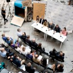 International Contemporary Art Exhibition opening in Yerevan