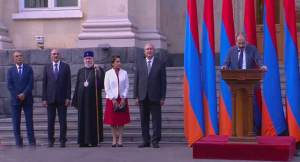 Yerevan: Baghramyan 26 gates open for residence from now on