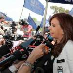 Former Argentina president Kirchner charged in corruption scandal