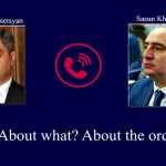 Audio Recording of phone conversation between Armenia security officials posted online