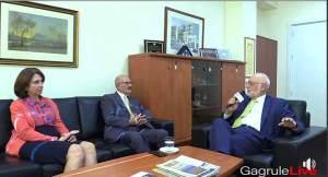 Watch Touring American University of Armenia AUA and Conversation with the President Dr. Kiureghian